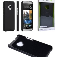 CASE-MATE Barely There HTC One M7 Original - Black Berkualit LarisJaya