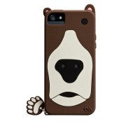 CASE-MATE Creatures Series for iPhone 5/5S/5SE - Grizzly Li LarisJaya