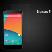 TEMPERED GLASS GOOGLE NEXUS 5 SCREEN PROTECTOR