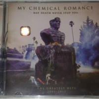 CD My Chemical Romance - May Death Never Stop You The Greatest Hits