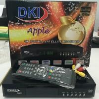 2 Unit Receiver DKI HD