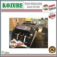 Jual KOZURE MC 202L/Mesin hitung uang/Mesin penghitung uang/Money Counter Murah