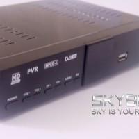 Jual Set Top Box DVB T2 Terbaik, SKYBOX DVB T2 TV Digital RESMI Murah