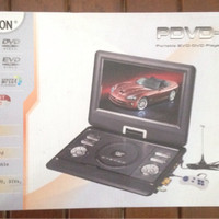 Portable DVD Asatron 10 In PDVD-1010 (Dengan TV Tuner)