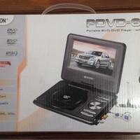 Portable DVD Asatron 8 In PDVD-830 (Dengan TV Tuner)