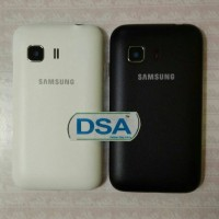 Casing Samsung Galaxy Young 2 Duos G130 Hitam/Putih