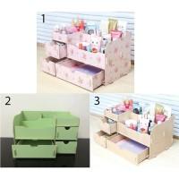 harga Rak Kotak Perhiasan Peralatan make up kosmetik desktop storage box YA6 Tokopedia.com