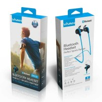 Vivan BT520 Bluetooth V4.1 Wireless Hi-Fi Sport Headset Blue Original