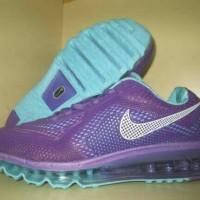 Sepatu sport nike air max full tabung premium women running aerobic