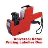 Universal Pricing Tag Labeler Gun ( mesin label harga)
