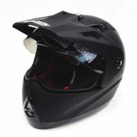 zeus 2100 matt black doff hitam dop helm supermoto cross murah M L XL