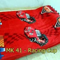 Selimut Bulu Halus 150x200 Racing Cup MK 41