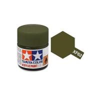 Tamiya Paint Acrylic Mini XF-62 Olive Drab