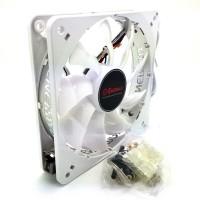 Fan Casing Enermax CLUSTER 12Cm White - UCCLA12P