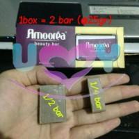 harga Sabun Amoorea 1 Box ( 2 Bar ) Tokopedia.com