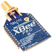 XBee pro s1 with RPSMA connector (XBP24-ASI-001)
