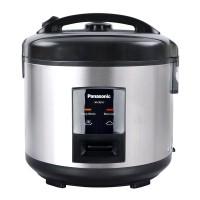harga Panasonic SR-CEZ18SSR Rice Cooker 1,8 Liter 3 In 1 Silver (jabodetabe Tokopedia.com