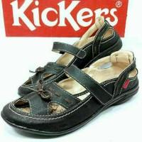 HARGA DISKON ! Sepatu sendal wanita pesta kerja kickers grade original