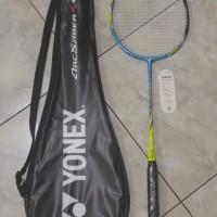Raket Badminton Bulutangkis Yonex ARC SABER FB FLASH BOOST (SENAR)