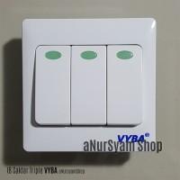Saklar Triple IB VYBA WS-231