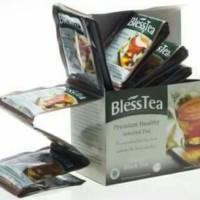 blesstea/bless tea/blestea/bles tea teh hitam sachet 2gr x 25 ori