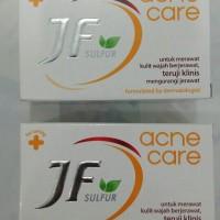 JF SULFUR ACNR CARE SOAP 90g