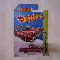 Diecast Hot Wheels '65 Ford Ranchero