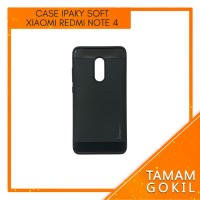 Case Ipaky Xiaomi Redmi Note 4 Soft Series