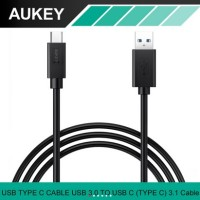 AUKEY CABLE KABEL USB TYPE C TO USB A 3.0 MODEL: CB-C10
