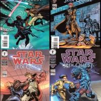 CD Paket Komik Digital Star Wars Series