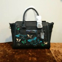 Tas Coach Swagger 27 Butterfly Applique