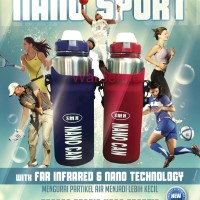 harga NANO WATER CAN SPORT 1000ML WITH FAR & Infrared Tokopedia.com