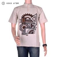 Baju Koko Batik Aji (ATBM 1)