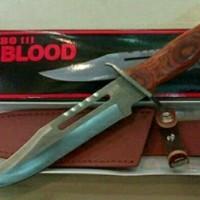 harga Pisau Rambo 3 Kecil Kode P276-1 Tokopedia.com