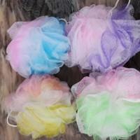 Celline Spons Mandi - Bath Jponge warna pelangi ukuran besar