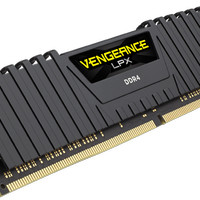 CORSAIR VENGEANCE LPX DDR4 8GB (1x8GB) PC 19200 - CMK8GX4M1A2400C14