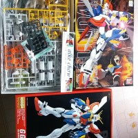 Mg 1/100 God gundam