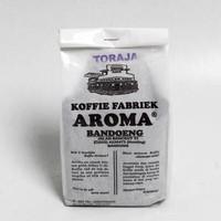Jual Kopi Bandung Aroma Toraja / Koffie Fabrik Aroma Bandoeng Toraja Murah