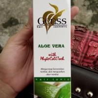 Genss Hair Tonic Aloe Vera Penyubur / Penumbuh Rambut