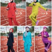 harga Baju Stelan Training Olah Raga Muslimah Murah Believe BMS 02 Tokopedia.com