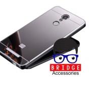 Murah! Case Mirror Xiaomi Redmi Note 3 Alumunium Bumper Backc PROMO MK