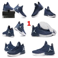 Pre Order Sepatu Basket NBA Air Jordan Griffin 5 Super Fly IMPORT