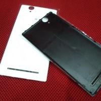 Backdoor Sony Xperia T2 Ultra Tutup Belakang Back Cover LarisJaya