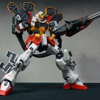 Bandai MG 1/100 Heavy arms arm Heavyarms heavyarm ew ver