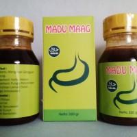 Jual Terbaru Obat Herbal Maag Asam Lambung Akut Madu Maag Al Mabruroh Murah