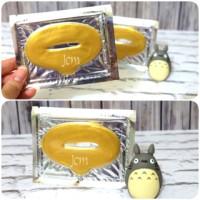 Jual Gold Collagen Lip Mask / Masker Bibir Emas Kolagen Murah Murah
