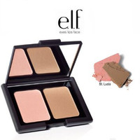 Elf Studio Contouring Blush & Bronzer - St Lucia