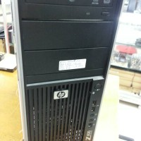 Pc workstation HP Z400/xeon-W3503-2.40ghz/4gb Ecc/500gb/Vga Quadro