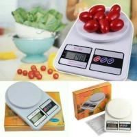 Timbangan Dapur Digital Berat MAX 10KG/Timbangan Makanan Kue Serbaguna