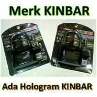 Jual GEMBOK ALARM KINBAR / gembok anti maling ALARM LOCK Murah